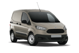 FORD TRANSIT COURIER 2 SEATS